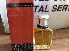 TUSCANY PER UOMO 3.4 oz EDT / 100 ML Spray MEN RARE ORIGINAL FORMULA Version Old