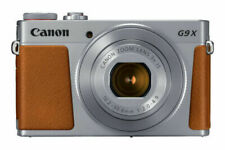 Canon PowerShot G9 X Mark II Digital Camera / 20.1MP / 3x Optical Zoom / Silver