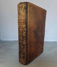 NOUVEL ABREGE CHRONOLOGIQUE DE L'HISTOIRE DES EMPEREURS (A. RICHER) / 1753 DAVID