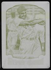 2014 TOPPS GYPSY QUEEN MINI FRAMED PRINTING PLATES YELLOW #29 RALPH KINER