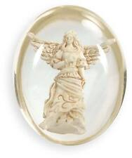 Guardian Angel Pocket Stone Token By Angel Star Worry Stone Protection Gift Bag