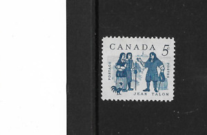 1962 Canada - Jean Talon - Single Stamp - Mint and Never Hinged.