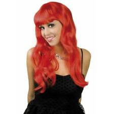 LUJO Chique Peluca Glamour Rojo