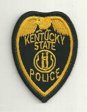 KENTUCKY STATE POLICE PATCH /