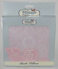 The Vintage Cosmetic Company Pale Pink Bath Pillow *(Offered by Cozee Clothing)