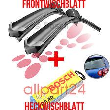 Bosch A187S+ A331H Jeu Complet devant + Arrière Essuie-Glace Neuf & Emballage