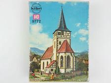 Kibri 9772 Dorfkirche Ditzingen Bausatz Kit H0 ungebaut! OVP 1609-01-70