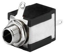 T-636 6,3-mm Klinken-Einbaubuchse Stereo ohne Schalter