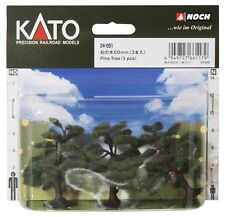 Kato N gauge pine tree 50 mm 3 pieces 24-091 diorama goods