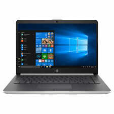 "HP 14"" 1080p Laptop Intel Core i3-8130U 4 GB RAM 128 GB M.2 SSD  ac WiFi HDMI"