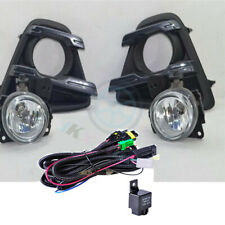 For Mazda CX-5 2013-2019 Bumper Fog Lamp Cover Fog light bracket Harness Set j