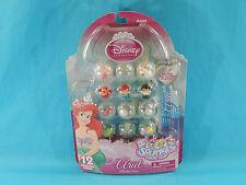 Squinkies Disney Princess Ariel Bubble Pack 12pc Set