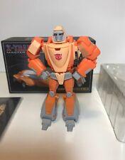 Complete Transformer X-TRANSBOTS Masterpiece Ollie Wheelie Action Figure