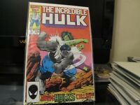 THE INCREDIBLE HULK #403 (1992) MARVEL COMICS PUNISHER! DALE KEOWN COMBINE SHIP