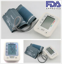 Automatic Digital Arm Blood Pressure Monitor Large BP Cuff Gauge Machine Meter