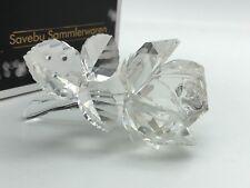 Swarovski Figurine ⭐️⭐️ 174956 Lying Rose 3 5/16in ⭐️⭐️ Top Condition