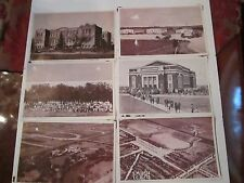 PARK CITIES BANK HERITAGE SERIES LOT OF 25 POSTCARDS - 1900'S TO 50'S - TB M
