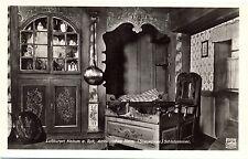 Sylt, Keitum, Alfriesisches Haus, Schlafzimmer, ca.40er/50er Jahre