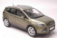Ford Kuga 2015 SUV model in scale 1:18 Gold