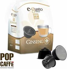48 Capsule Pop Caffè Compatibili Dolce Gusto E-Gusto Ginseng