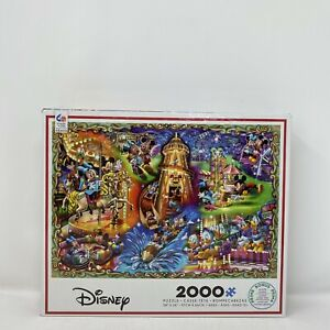 CEACO Disney MICKEY MOUSE & FRIENDS CARNIVAL 2000 Piece