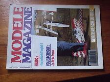 $$w Revue modele magazine N°447 ASW 24  OS 46 SF  radiocommande  Chipmunk 40