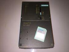Siemens automate S7-300 CPU 317 2DP 6ES7 317-2AJ10-0AB0 carte memoire MMC 512MB