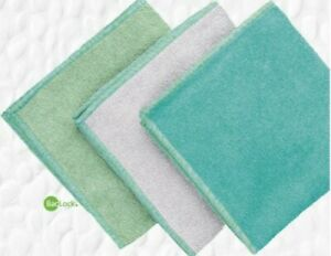 Norwex Limited Edition Santorini Beach Body and Face Pack Green Ocean Body Cloth