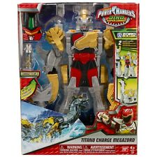 POWER RANGERS DINO Super Charge contadine addebito Megazord Action Figure