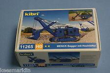 "KIBRI 10854 Mercedes Truck with Chalk trailer  ""Kirchhoff""    Un-build KIT HO"