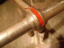 rare vintage used Philippe Atax Franco Italia D352 handlebar & stem