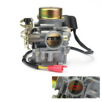 30mm CVK30 Carb Carburetor for Motorcycle Scooters ATV with GY6 150-250CC Engine