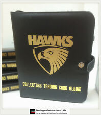 AFL CLUB COLLECTORS TRADING CARDS ALBUM (Inc.10 Pages) -- HAWTHORN