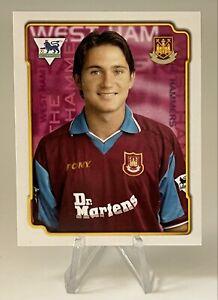 Merlin Premier League 1999 Frank Lampard Jnr 2nd Season Rookie