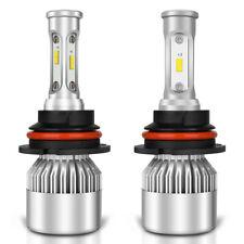 9007 HB5 1200W 180000LM LED Headlights Conversion Kit Hi/Low Beam Bulbs 6000K 2X
