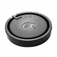 Plastic Rear Back Lens Cover Front Body Cap for Camera Lens Accessories