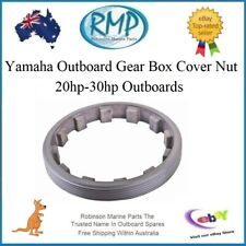 A Brand New Aftermarket Gear Box Cover Nut Suits Yamaha 20hp-30hp # 664-45384-02