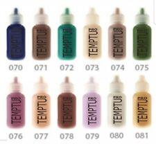 Temptu Pro Face Body Silicon Based Airbrush Makeup 1Oz #071 java