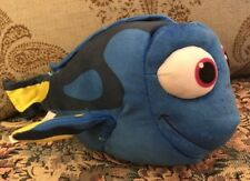 "Finding Dory 10"" Talking Plush 10 Phrases Ban Dai Disney Finding Nemo Dory #Q4"