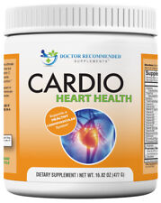Cardio Heart Health - 5000mg L Arginine -1000mg L Citrulline-16.82 oz Tub-Powder