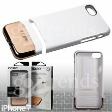 "INCIPIO Edge CHROME Slim SHOCKPROOF Hard Case for iPhone 8 (4.7"") OPAL ROSE GOLD"