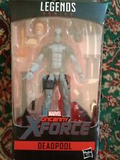 Deadpool Hascon Marvel Legends. X-force Deadpool. Hasbro.