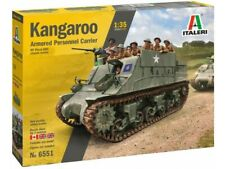 Italeri 1/35 Scale Ww2 Allied Kangaroo Model Kit