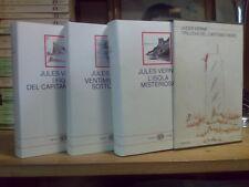 Verne / TRILOGIA DEL CAPITANO NEMO /1995 - Millenni Einaudi - ill. di Cuniberti