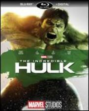 The Incredible Hulk Blu-ray 2018 Release With Slipcover - No Digital Copy