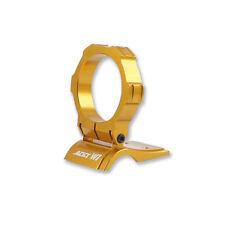 ADD W1 Ver.2  Pillar Holes Gauge Cup Holder Pod 52mm 2 inch Heavy Duty GOLD