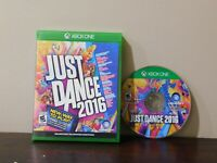 Just Dance 2016 Xbox One Tested Great Condition
