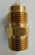 "New listing Qty 5 Brasscraft Male Adapter 5/8"" Flare x 1/2"" Mip."