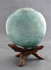 "VTG Japanese Glass Fishing Float, 4.13""Diameter, Condensed Bubbles, 5DAY AUCTION"