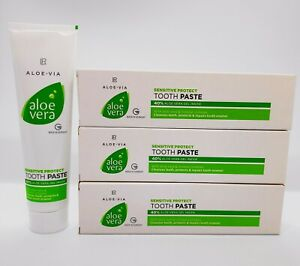ALOE VERA, ALOE VIA TOOTH PASTE - LR health and beauty - Cleans Protects Repairs